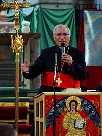 Arzobispo de Madrid y Presidente de la Conferencia Episcopal Española