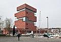 Antwerp, BE (DSC 0138) Museum aan de Stroom (MAS).jpg