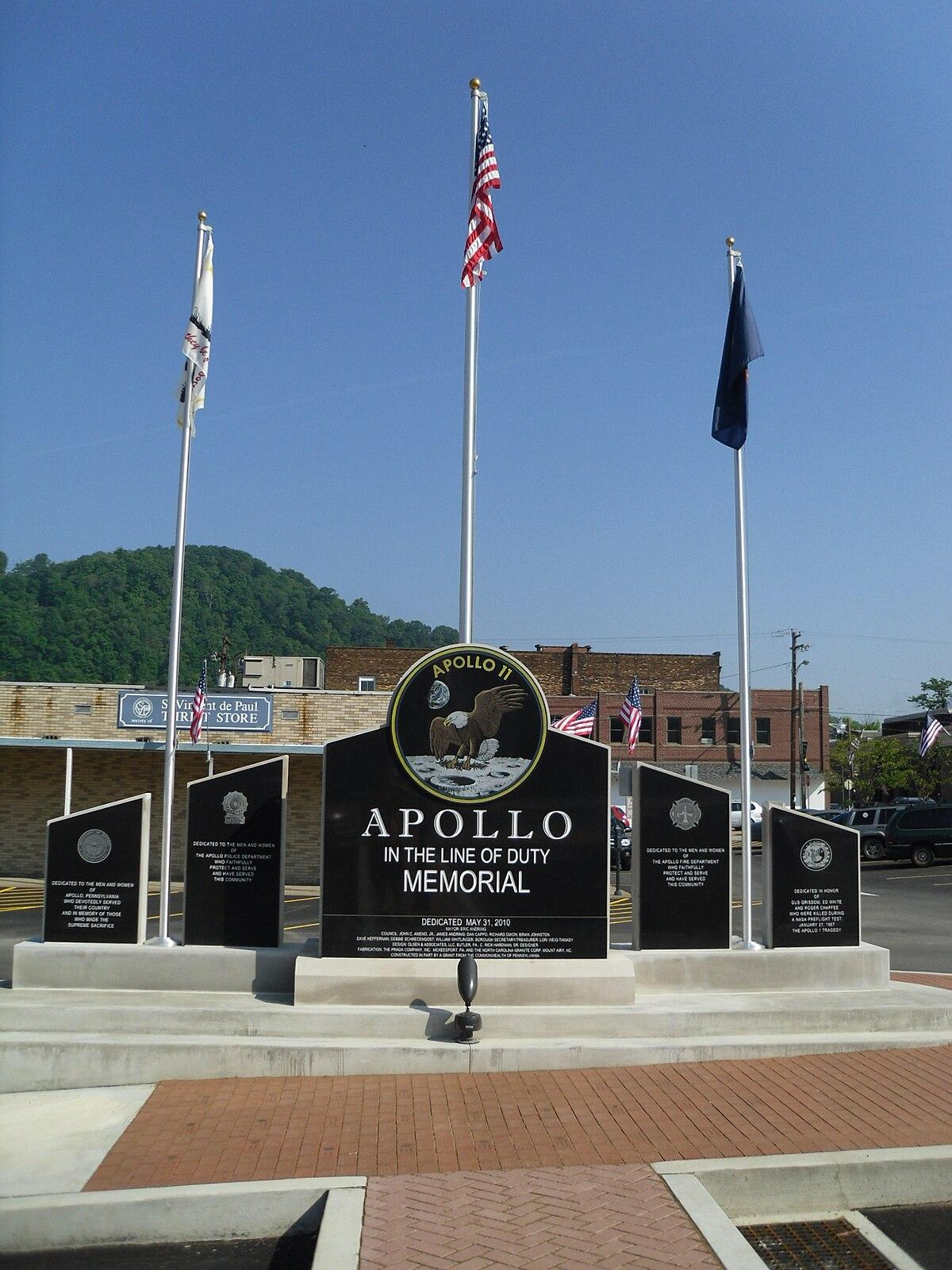 Apollo, Pennsylvania - Wikipedia
