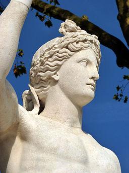 Apollon, statue, parc du chateau de Versailles