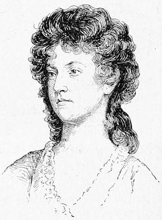 David Erskine, 2nd Baron Erskine - Lady Frances Erskine