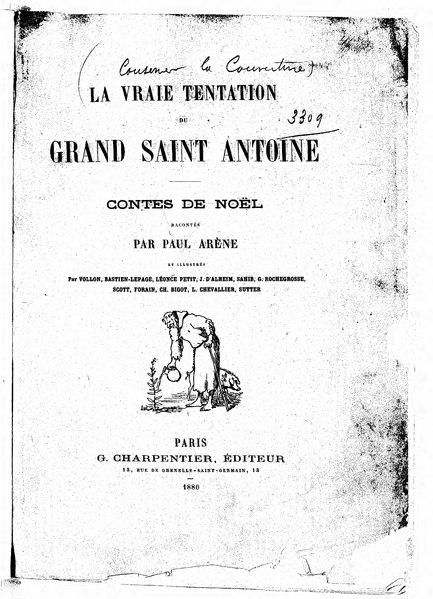 File:Arène - La vraie tentation du grand Saint Antoine - contes de Noël, 1880.djvu