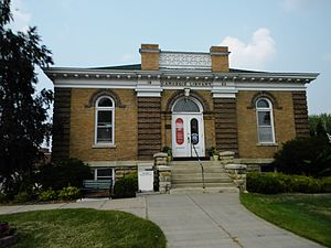 Trempealeau County, Wisconsin - Image: Arcadia Free Public Library NRHP 94000388 Trempeleau County, WI