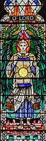 Archangel Uriel, Holy Trinity Church, Kingston upon Hull.jpg