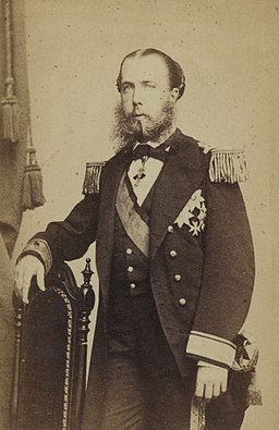 Archduke maximilian of habsburg