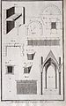 Architecture; an assortment of arches, and blocks of stone. Wellcome V0024229EL.jpg