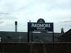 Image illustrative de l'article Ardmore (distillerie)
