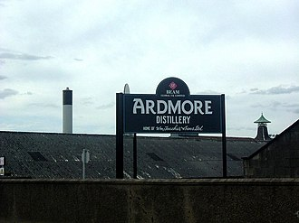 Ardmore distillery - Image: Ardmore Distillery geograph.org.uk 258702