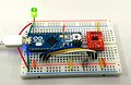 Arduino Micro + MMA7361 Three Axis Low-g Micromachined Accelerometer.jpg