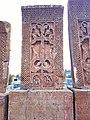 Arinj khachkar, old graveyard (79).jpg