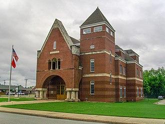Arkadelphia, Arkansas - Arkadelphia City Hall