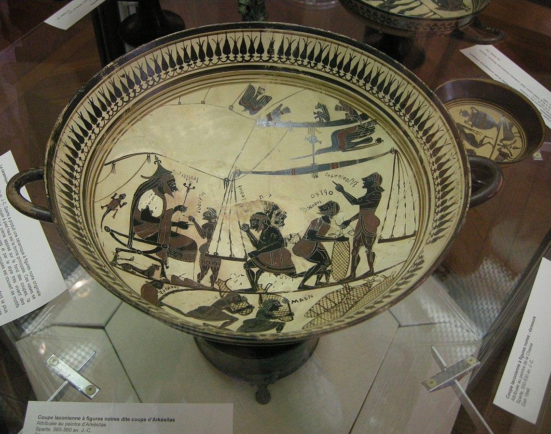 Arkesilas Cup