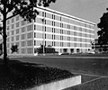 Arlington State College Library with road in front and along north side (10010509).jpg