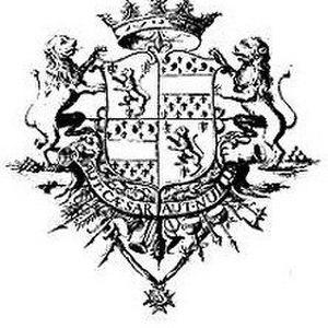 Ricardo Wall - General Wall's coat of arms