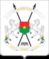 Armoiries, coat of arms Burkina Faso.png