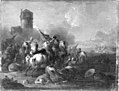 Arnold Frans Rubens - Cavalry Skirmish - KMSsp327 - Statens Museum for Kunst.jpg