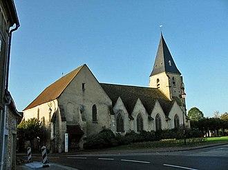 Arnouville-lès-Mantes - Image: Arnouville église 01