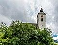 Arriach Pfarrkirche hll Philipp und Jakob mit Friedhof Nord-Ansicht 05062017 9040.jpg