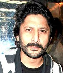 Photograph of Arshad Warsi