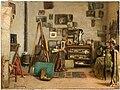Artgate Fondazione Cariplo - Borrani Odoardo, Visita allo studio.jpg