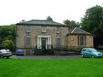 Arthurlie - Image: Arthurlie House front