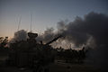 Artillery Corps Operate Near the Gaza Border (14720469871).jpg