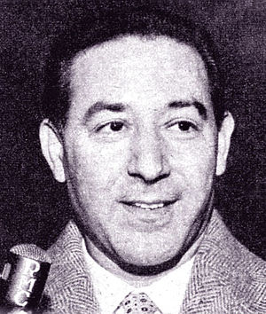 Arturo Basile - Arturo Basile in 1957