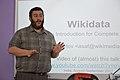 Asaf Bartov - Wikidata Workshop - Kolkata 2017-09-16 2744.JPG