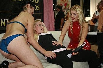 EXXXOTICA 2008 . Amateur Forced Orgasm
