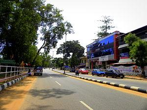 Asramam - Asramam Link Road