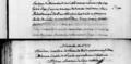 Assento de baptismo, Pina Manique (13 Nov. 1733).png