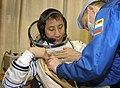 Astronaut Edward T. Lu, NASA ISS science officer and flight engineer for Expedition Seven.jpg
