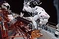 Astronaut Michael J. Massimino EVA (27923252112).jpg