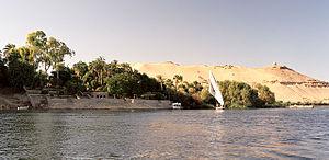 El Nabatat Island - Image: Aswan, Kitchener's Island, east bank, Egypt, Oct 2004