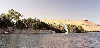 El Nabatat Island - Image: Aswan, Kitchener's Island, east bank, Egypt, Oct 2004