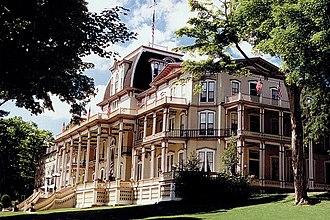 Chautauqua Institution - Athenaeum Hotel