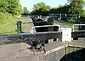Atherstone Bottom Lock No 11, Coventry Canal, Warwickshire - geograph.org.uk - 1154130.jpg
