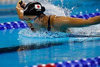 Atletas da natação treinam no Estádio Aquático (28560791651).jpg