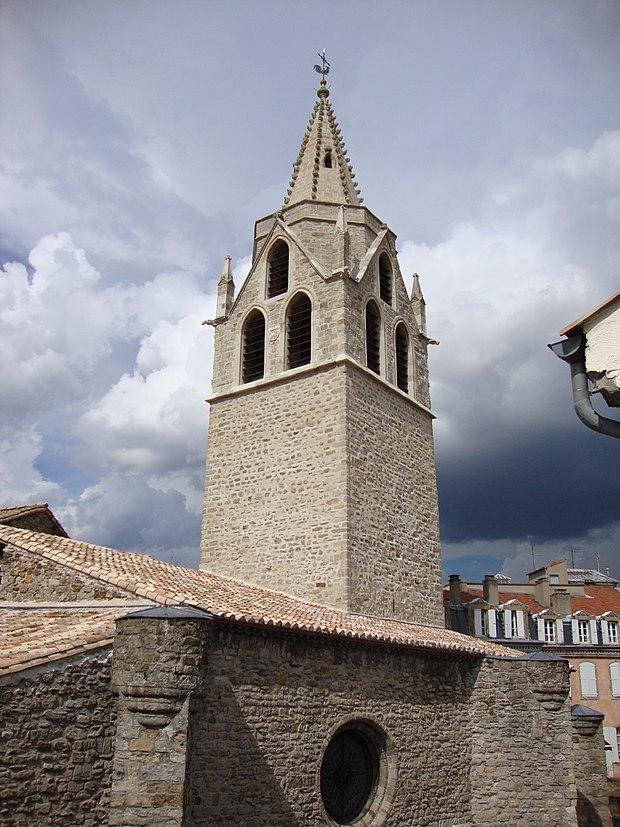 Monument historique à Aubenas