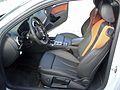 Audi A3 8V Ambition design selection capriorange 2.0 TDI Gletscherweiß Innenraum.JPG