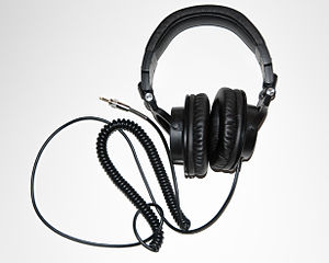 Audio-Technica - ATH-M50 headphones