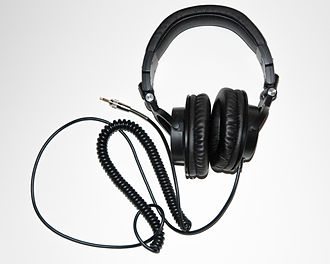 Audio-Technica - ATH-M50 headphones