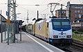 Auf Gleis 10 geht's nach Hamburg, Metronom ME 146-07.jpg