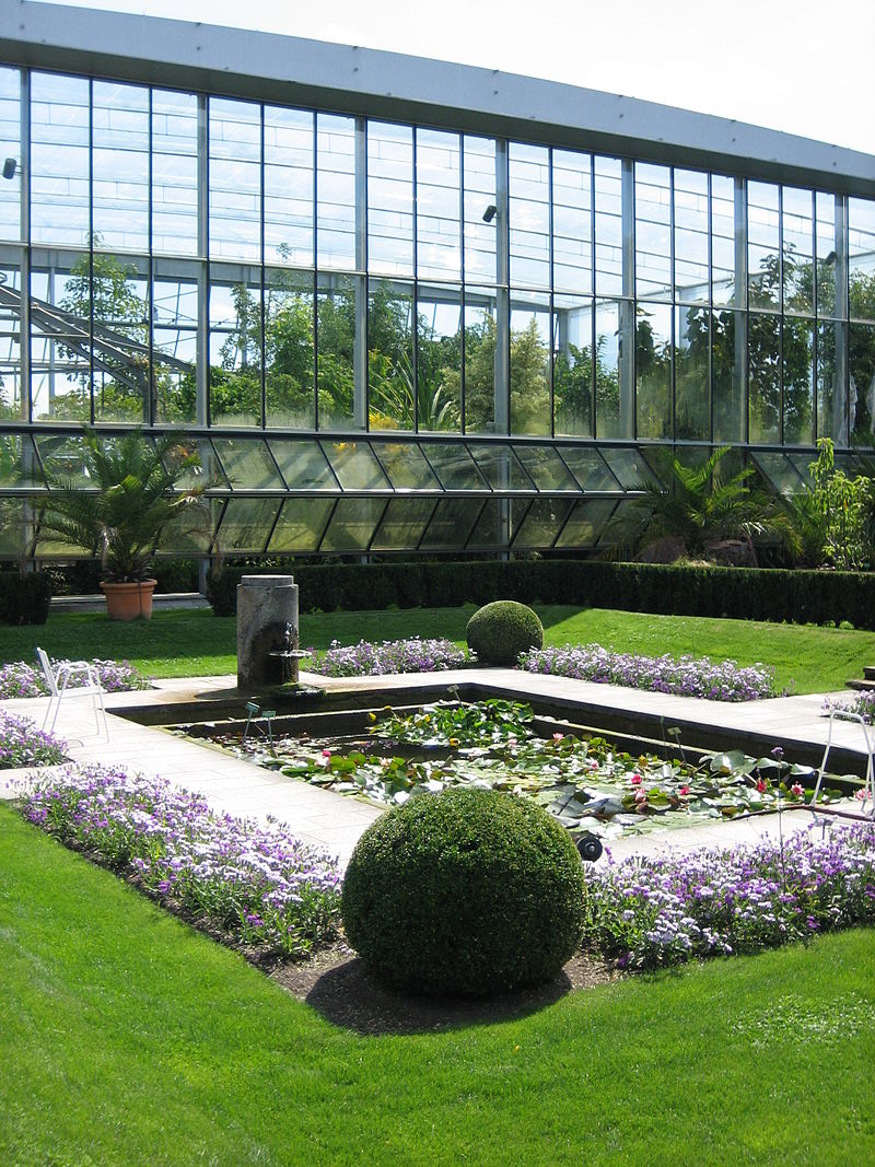 Augsburg Bot Garten Alter Wassergarten.JPG