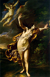 Artemisia Gentileschi: Aurora