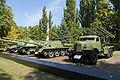 Ausstellung sowjetischen militärischen Großgerätes aus der Zeit des Zweiten Weltkrieges sowie der Nachkriegszeit.jpg