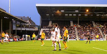 Craven Cottage Putney End | RM.