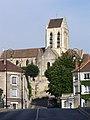 Auvers-sur-Oise Église.JPG