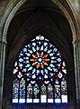 Auxerre Cathédrale St. Étienne Innen Westrosette 1.jpg