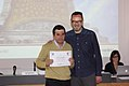 Award ceremony of Wiki Loves Monuments 2017 in Italy 44.jpg